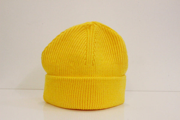 SVNX Fishermans Mustard Beanie - Accessory O