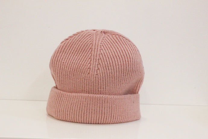 SVNX Fishermans Pink Beanie - Accessory O