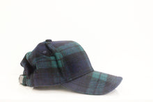 Load image into Gallery viewer, SVNX Green Tartan Cap - Accessory O