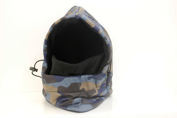 SVNX Balaclava in Camo - Accessory O