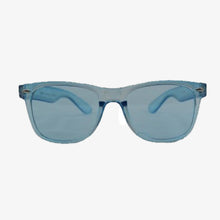 Load image into Gallery viewer, Clear Blue Wayfarer Sunglasses - Accessory O