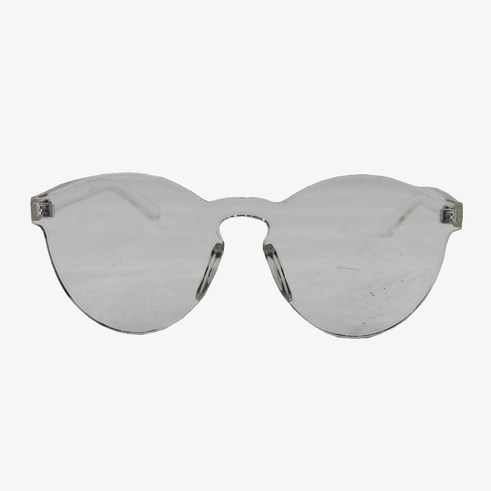 Rio Frameless Clear Lense Sunglasses - Accessory O
