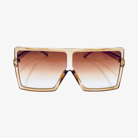 Sasha Oversized Square Frame Sunglasses - Accessory O