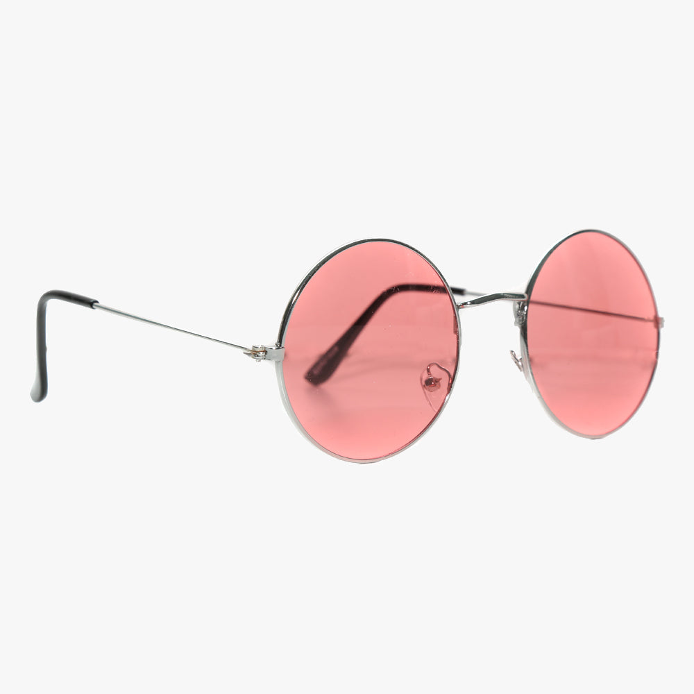 ad553b43480 ... Round Sunglasses with Red Lens - Accessory O ...