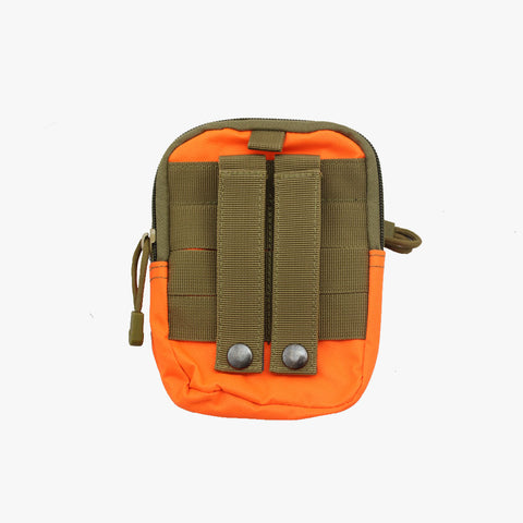SVNX Orange & Khaki Flight Belt Bag