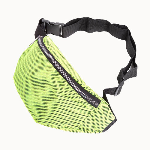 Mesh Bumbag in Green