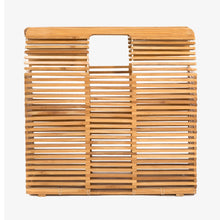 Load image into Gallery viewer, Limited Edition Bamboo Caged Bag