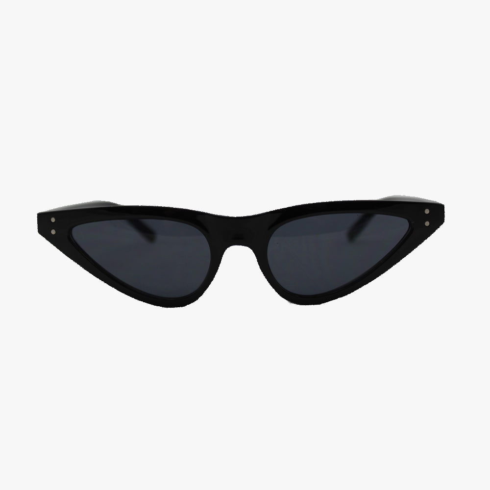 Ava Thin Retro Sunglasses - Accessory O