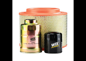 WIX FILTER SERVICE KITS - Give your 4x4 the best
