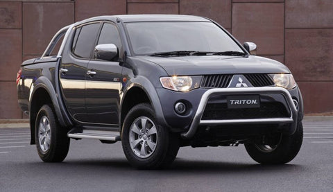 Mitsubishi Triton (2008-2015) MN 2.5l Turbo ECU Remap - PERTH TUNE - Gain 17% More Power and 15% More Torque