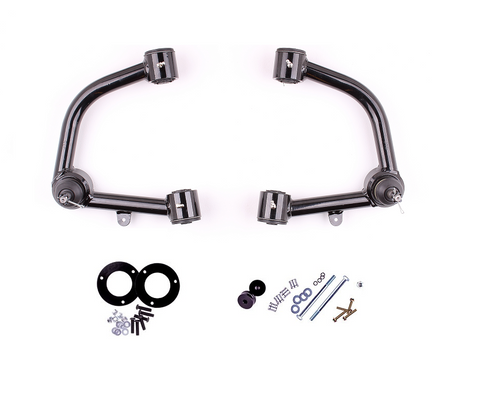"Toyota Prado (2003-2010) 120 Series - Increase your 2"" lift to 3"" - Strut Spacers, Diff Drop, Upper Control Arms"