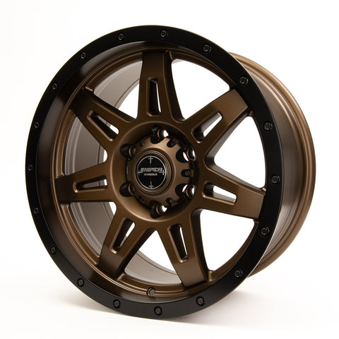 "SNIPER RECOIL 18"" 4x4 Flow-Formed Wheels - HD Rating (1050KG)"