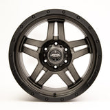 "SNIPER Baracade 18"" Wheels to suit Isuzu DMAX 2012 onwards - HD Rating (1250KG)"