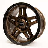 "SNIPER BARACADE 18"" 4x4 Flow-Formed Wheels - Extra HD Rating (1250KG)"