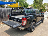 Mitsubishi Triton (2005-2015) OzRoo Universal Tub Rack - Half Height & Full Height