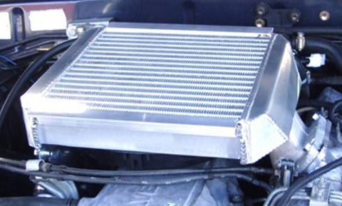Toyota Landcruiser 80 Series CROSS COUNTRY 4x4 1HD-FTE Top-Mount Intercooler Kit