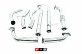 "Toyota Landcruiser 79 Series (1999-2007) HDJ79 1HD 4.2L 3"" Stainless Steel Exhaust"