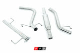 FJ Cruiser Stainless Exhaust
