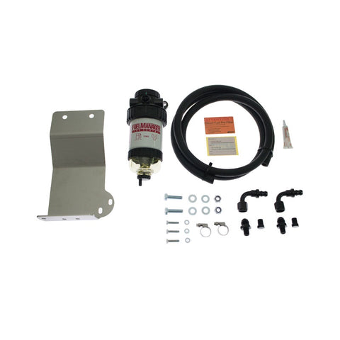Isuzu MUX (2012 - 2018) 3.0 TURBO DIESEL PRE-FILTER KIT