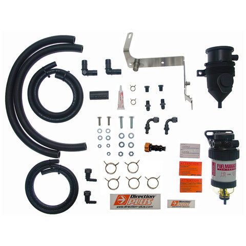 Ford Everest (2011 - 2017) PX PXII 3.2 TURBO DIESEL PRE-FILTER KIT & OIL SEPARATOR