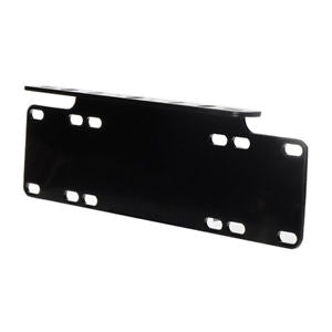 GREAT WHITES 9 or 12 LED Light Bar Number Plate Bracket
