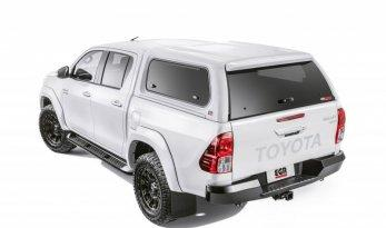 Toyota Hilux (2015-2021) EGR Canopy