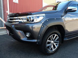 Toyota Hilux EGR Flares (2015-2018) GUN Wide Body Full Set