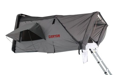 Canyon Off-Road 4 Person Roof Top Tent (2.1M Hard Shell) (SKU: CAN-750-H)