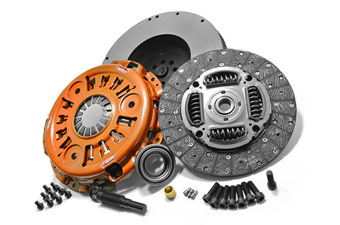 Nissan Navara (2005-2015) D40 H/D Clutch kit inc SM Flywheel - KNI25509-1A