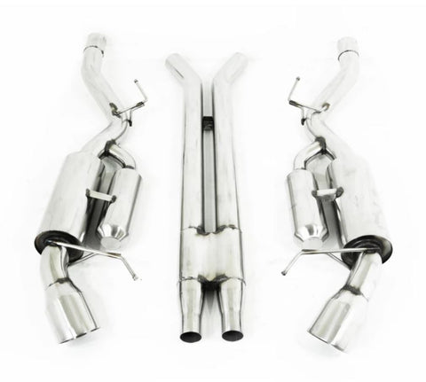 "Ford Mustang GT (2015-2017) V8 5L 3"" Stainless Exhaust System"