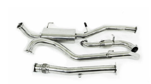 "Nissan Patrol (1997-2016) GU 3L TD 3"" Stainless Exhaust Upgrade"