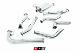 "Nissan Pathfinder (2007-2013) R51 2.5L TD 3"" Stainless Steel Turbo Back Exhaust System"