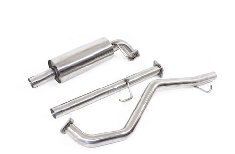 Toyota Hilux (2005-2015) TGN16R 2.7L Petrol 2.5 inch CAT Back Sports Exhaust