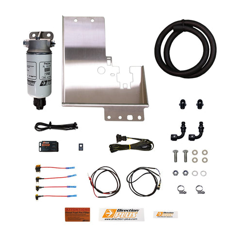 Toyota Hilux (2004 - 2015) KUN 3.0L Direction Plus PRELINE-PLUS KIT