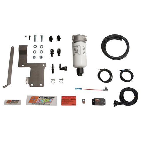 Nissan Navara Np300 (2015 - 2017) 2.3L Direction Plus PRELINE-PLUS KIT