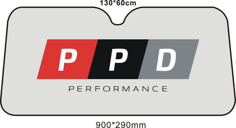 PPD Car Front Window Sunshade