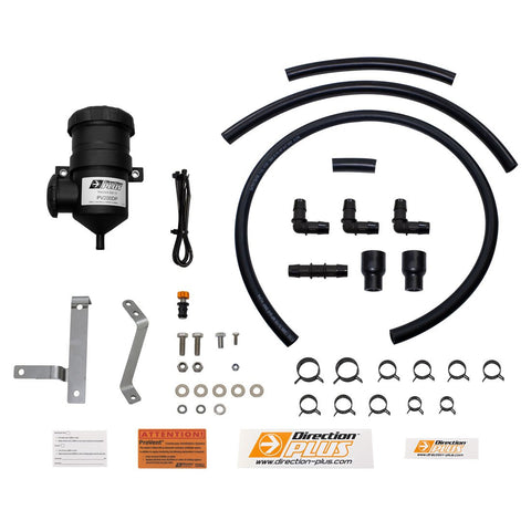 Toyota Landcruiser 70 Series (2012-2020) 76 78 79 Series V8 TD PROVENT Catch Can Oil Separator Kit - PV625DPK