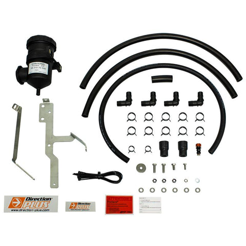 Ford Ranger (2011-2018) PX PXII PX3 3.2 & 2.2 TURBO DIESEL PROVENT Catch Can Oil Seperator Kit - PV661DPK