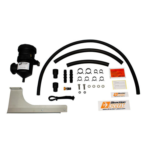 TOYOTA FORTUNER (2015+) 2.8 TURBO DIESEL PROVENT Oil Separator Catch Can Kit - PV662DPK
