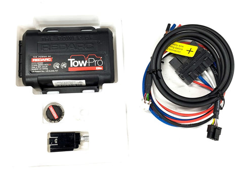Tow-Pro Elite V3 Electric Brake Controller - EBRH-ACCV3
