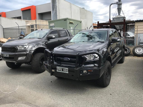 Ford Ranger (2011-2015) PX Commercial Compatible Bullbar