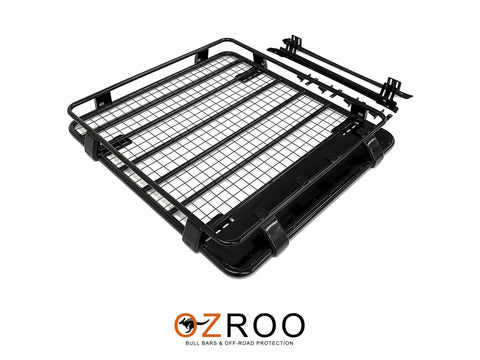 Ford Ranger (2011-2017+) PX PXII PXIII Dual Cab Roof Rack