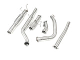 "Toyota Hilux (1999-2004) KZN165R 3L Turbo Diesel - 3"" Turbo Back Exhaust"