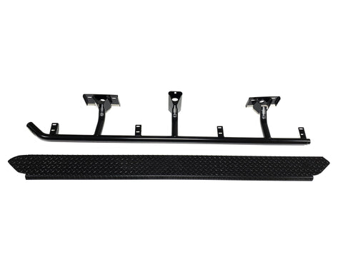Toyota Landcruiser 79 series (2012-2020) Dual Cab  - Ironman Side Steps - SS019