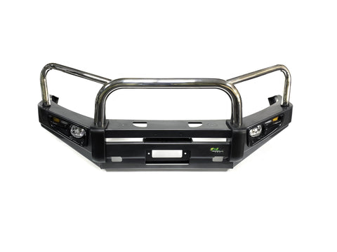 Ford Everest (2015-2020) Ironman Proguard No Loop Bull Bar - BBT054