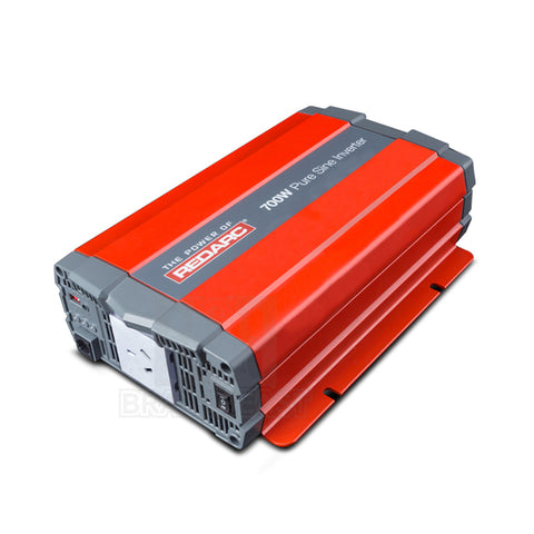 REDARC 700W 12V Pure Sine Wave Inverter - R-12-700RS