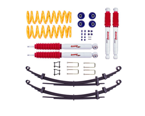 Toyota Landcruiser 76 Series 50mm suspension lift kit - Rancho RS5000