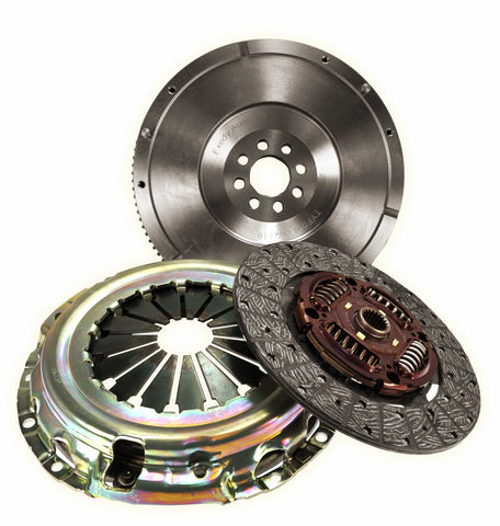 Toyota Hilux (2005-2015) KUN Exedy Safari Tuff HD Clutch Kit Flywheel INC