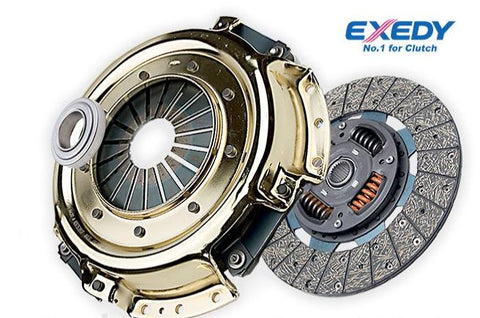 Toyota Hilux (2005-06/2008) KUN 3.0L TD Exedy Safari Tuff Heavy Duty Clutch Kit