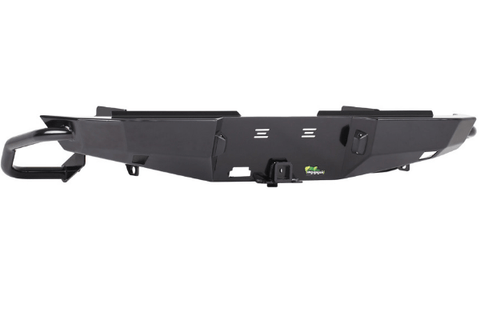Isuzu Dmax (2012-2020) Ironman Rear Protection Tow Bar - RTB041